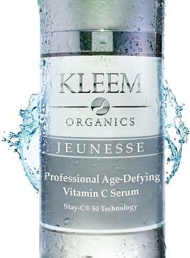 kleem organics serum