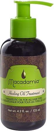 macadamia cabello