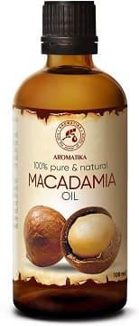 mejor aceite de macadamia para el pelo