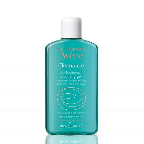 Cleanance gel limpiador nettoyant