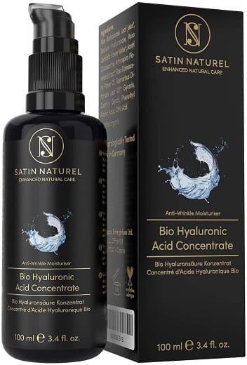 satin naturel acido hialuronico